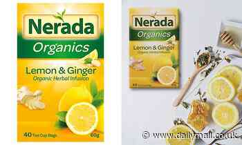 Urgent recall of herbal tea sold at Woolworths, Coles and IGA over fears it could be contaminated