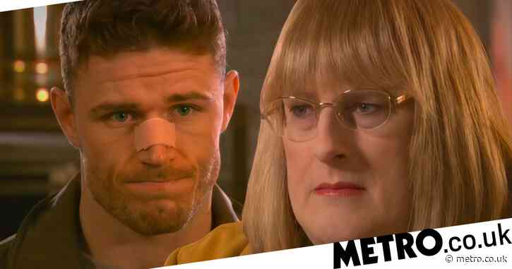 Hollyoaks spoilers: Sally St Claire exposes the truth about abuser George Kiss?
