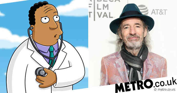 The Simpsons' Harry Shearer to stop voicing black character Dr. Hibbert as cartoon shakes up