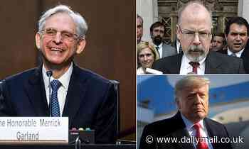 Attorney General nominee Merrick Garland backs keeping John Durham probe in place