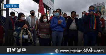 Marcha indígena llegó a Ambato y avanza a Quito - Teleamazonas