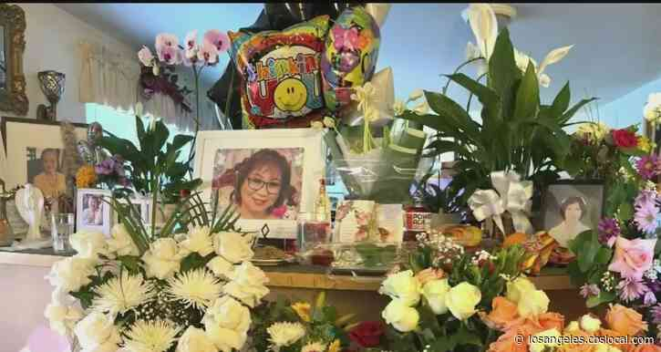 Beloved West Covina Nurse Known As 'Mama Amy' Dies From COVID-19 Complications