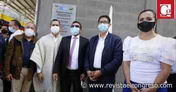 Se inauguró nuevo Centro de Integración en Gámeza (Boyacá) - Congreso de la República