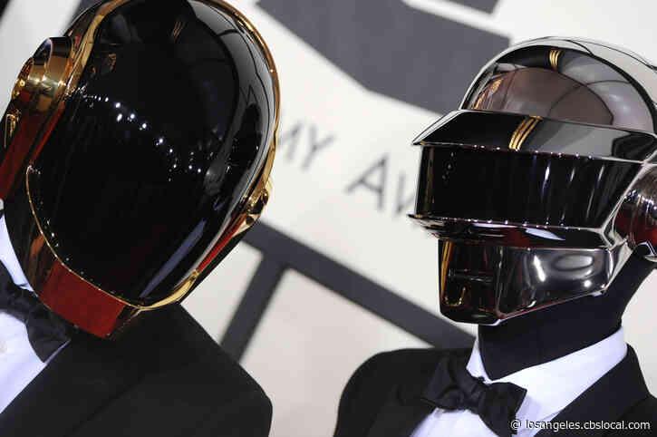 Daft Punk Announce Split Through 8-Minute 'Epilogue' Video