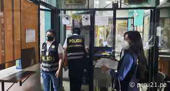 Junín: Fiscalía y PNP allanan 18 oficinas de la municipalidad de Satipo por presuntos actos de corrupción - Diario Perú21
