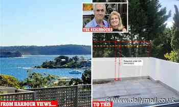 Vaucluse neighbours go to court over trees that blocked Sydney Harbour views