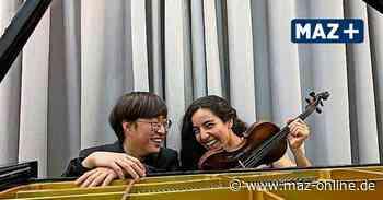 """Blankenfelde-Mahlow: """"Trio Egmont"""" spielt für Blankenfelde-Mahlow - Märkische Allgemeine Zeitung"""