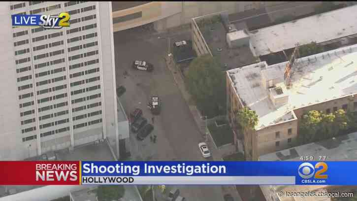 Hollywood And Highland Mall Temporarily Shut Down After At Least 1 Person Shot