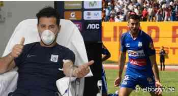 """Hijo de Daniel Ahmed: de Unión Huaral a fichar como """"goleador"""" en Argentina - El Bocón"""
