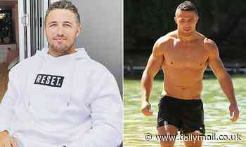 NRL star Sam Burgess forced to turn off social media comments hours after being arrested for cocaine