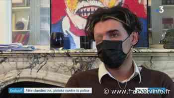 INFO FRANCE 3. Fête clandestine de Joinville-le-Pont : un participant blessé à l'œil lors de l'intervention... - Franceinfo