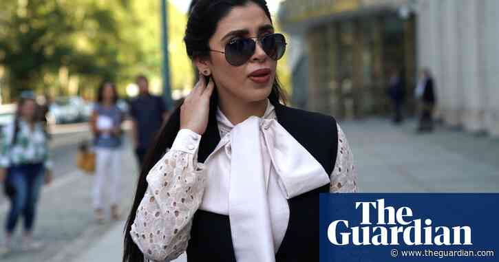 Emma Coronel, wife of El Chapo, arrested on drug trafficking charges