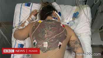 Por qué decidí compartir en las redes mi momento más vulnerable en la lucha contra la covid-19 - BBC News Mundo
