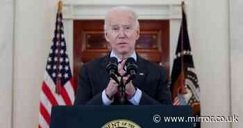 Joe Biden says 'we must not become numb to sorrow' as US marks 500k Covid deaths