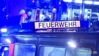 Dachstuhlbrand in Bad Gandersheim: Polizei vermutet Vorsatz - NDR.de