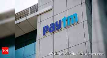 US-based Indian entrepreneur claims big stake in Paytm parent