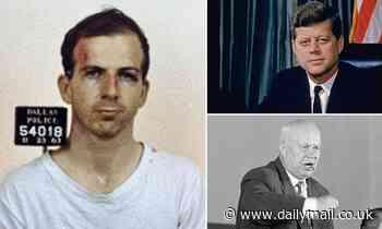 Lee Harvey Oswald was told by Soviet leader Nikita Khrushchev to kill JFK, ex-CIA chief claims