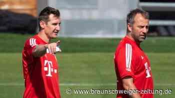 """Champions League: Lazio vs. Bayern: Klose freut sich auf """"fantastischen Abend"""""""