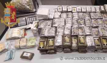 Trezzano sul Naviglio, oltre 40 chili di hashish in un box   Radio Lombardia - Radio Lombardia