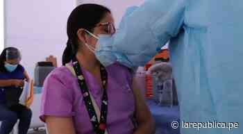 Coronavirus: habilitan centro de vacunación en polideportivo de San Borja - LaRepública.pe