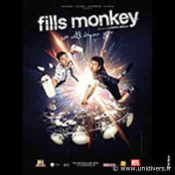 Fills Monkey Centre Culturel L'Orangerie jeudi 25 mars 2021 - Unidivers