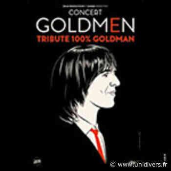 Goldmen Centre Culturel L'Orangerie jeudi 4 mars 2021 - Unidivers