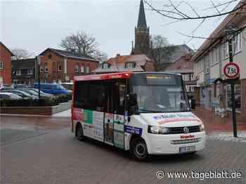 Harsefelder Bürgerbus fährt nur vormittags - Harsefeld - Tageblatt-online