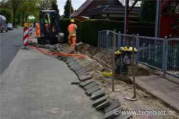 Breitband-Ausbau in Harsefeld geht voran - Harsefeld - Tageblatt-online