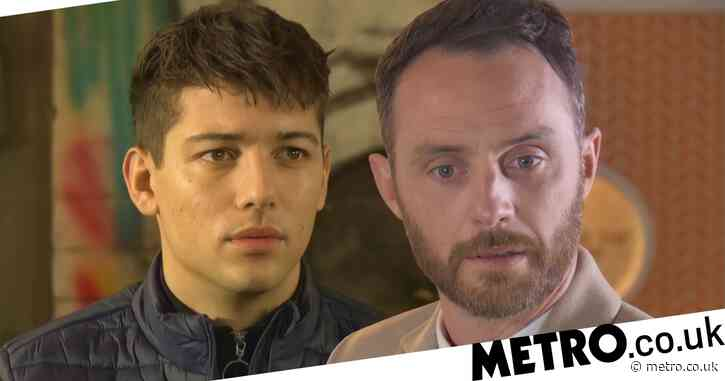 Hollyoaks spoilers: Shock sex twist for James Nightingale and Ollie Morgan