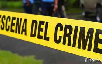 Trasciende el asesinato de dos personas en El Encino, Catacamas - hch.tv