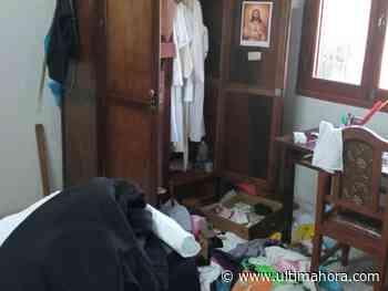 Delincuentes hurtan dinero y tapabocas de un convento en Guairá - ÚltimaHora.com