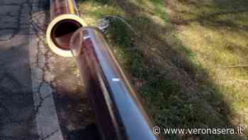 Disagi nella fornitura di acqua a San Zeno di Montagna, Ags al lavoro - VeronaSera