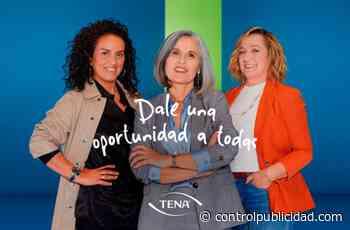 La nueva campaña de Tena busca romper tabúes, Campañas - Revista Control de Publicidad