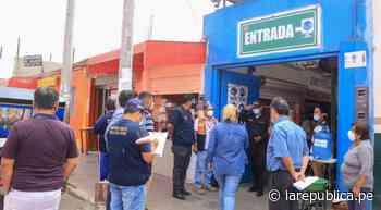 Chimbote: multan a mercado Alfonso Ugarte por aglomeración de personas LRND - LaRepública.pe
