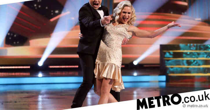 Dancing On Ice: Jason Donovan's pro partner 'beyond gutted' as they're forced to quit due to injury