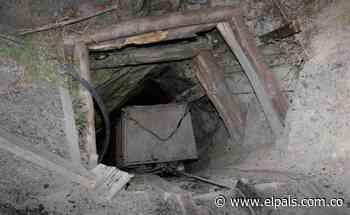 Tres personas murieron tras accidente en mina de oro en Buriticá, Antioquia - El País