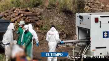 Tres muertos en accidente en mina de Buriticá, Antioquia - El Tiempo