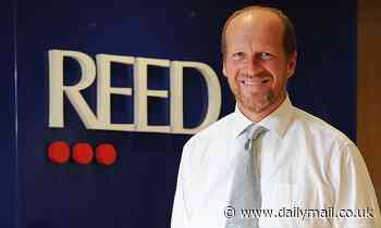 Surge in firms hiring admin staff shows employers are looking to reopen offices, says Reed boss
