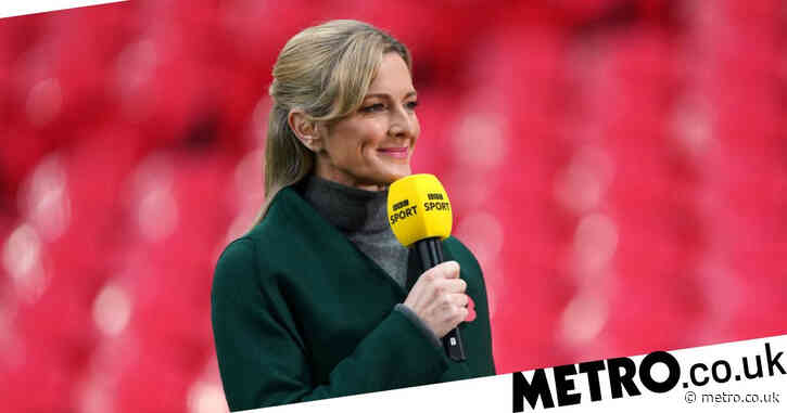 Gabby Logan shares her experiences with perimenopause after having IVF and vows not to let it affect her live TV career