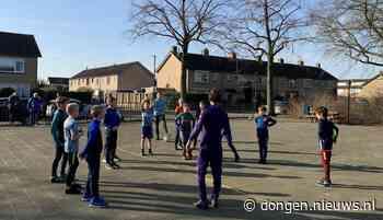 VV Dongen jeugd pakt straatvoetbal serieus op - Dongen - dongen.nieuws.nl