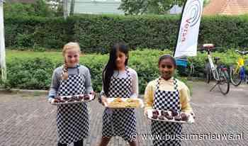 Jeugd gaat zoete lekkernijen bakken voor buurtbewoners | Al het nieuws uit Bussum - BussumsNieuws