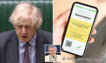 Coronavirus UK: Vaccine passports 'WON'T save summer', experts say