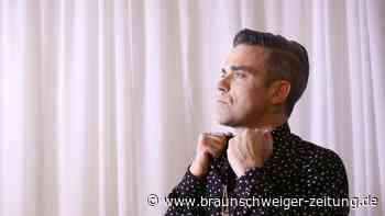 Aufstieg zum Star: Film über Robbie Williams geplant