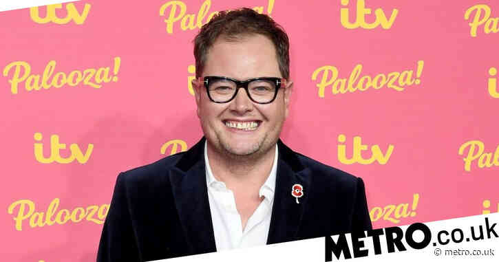 Alan Carr would never do 'cursed' Dancing On Ice after witnessing Kay Burley's injuries