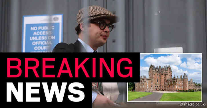 Queen's cousin jailed for sex attack on sleeping woman at his Scottish castle
