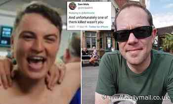 Man avoids prosecution for hate Tweets to Jewish reporter because he sent them while on holiday