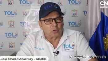 Alcalde de Tolú dice que su revocatoria de mandato carece de sustento - EL HERALDO