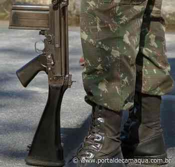 Vara Federal de Santana do Livramento homologa acordo em ação envolvendo militar que apontou arma para uma mulher - Portal de Camaquã