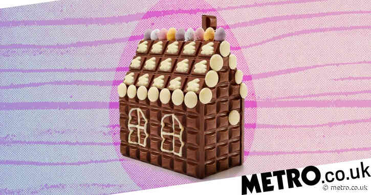 Cadbury launches a build-your-own chocolate Easter cottage