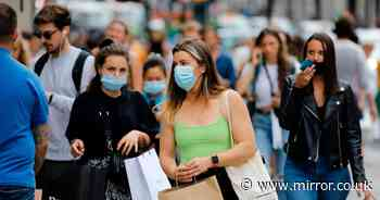 Earliest date face masks will no longer be needed in shops, pubs and schools